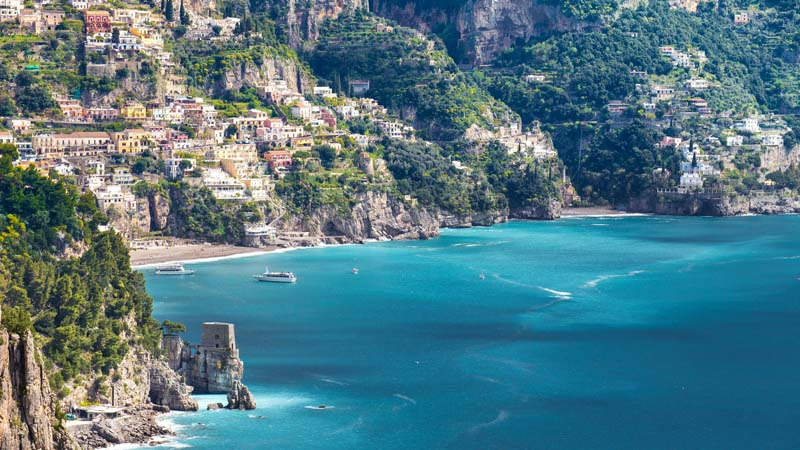 Amalfi Coast and Sorrento tour