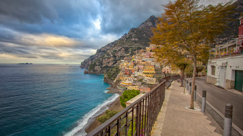 Positano and Amalfi tour
