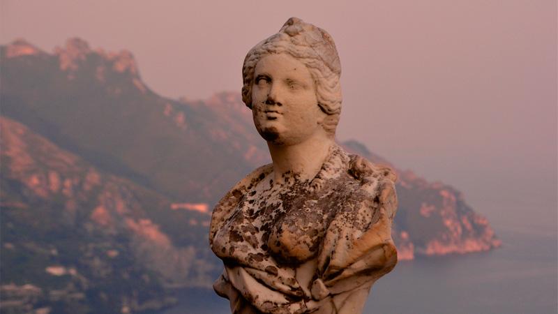 Positano, Ravello and Pompeii tour