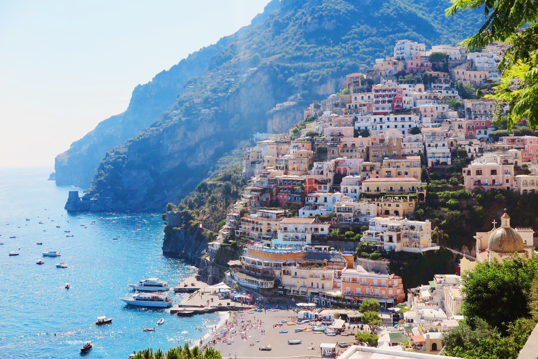 Italy share shore excursions positano and amalfi share for Amalfi to positano
