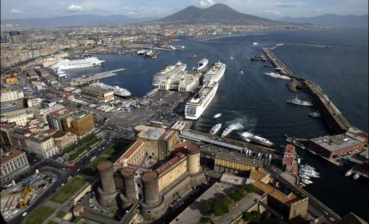 Shore Excursions for Cruise Ships passengers from the port of Naples