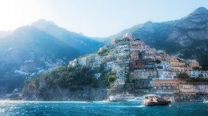 Positano, Amalfi and Pompeii tour