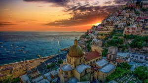 Positano, Pompeii and Ravello tour